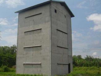 cara membangun rumah walet